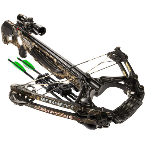 Barnett Droptine STR Crossbow 185 Lbs With 4x32mm Scope