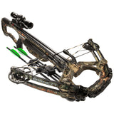 Barnett Raptop Pro STR Crossbow 187 Lbs With 4x32mm Illuminated Scope
