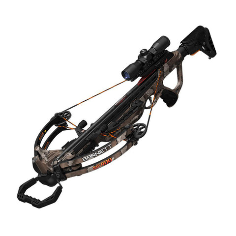 Barnett HyperTac 410 Crossbow With 4x32 Muti-Recticle Scope