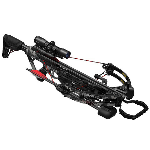Barnett TS380 Crossbow Package With 4x32 Muti-Recticle Scope