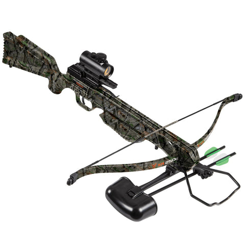 "Barnett Wildgame XR250 Crossbow 175 Lbs With 18"" Two Arrows"