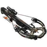 Barnett Hyper Ghost 425 Crossbow 206 Lbs W/ 5x32 Multi-Reticle Illuminated Scope
