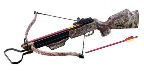 150 Lbs camouflage Hunting Crossbow