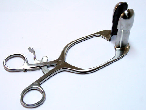 BARR Rectal Anal Retractor Stainless Steel