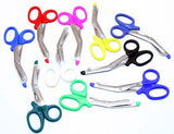 "Mixed Colors 5.5"" EMT EMS Princess Care First Aid Rescue Trauma Shears Utility Scissors"