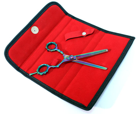 "Thinning Scissors 6.5"" Professional Hair Cutting Razor Edge"