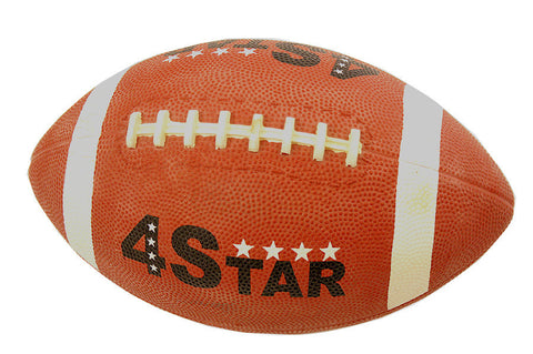 Small Unisex Indoor Outdoor Performer Brown Kids mini Football