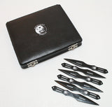 Set of 6 Throwing Knives With Gift Box