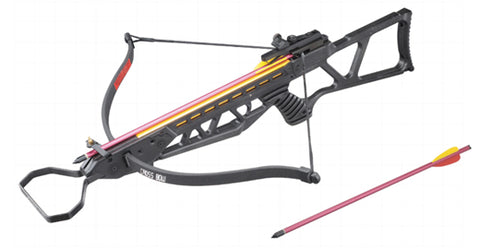 120LBS Recurve Crossbow Black