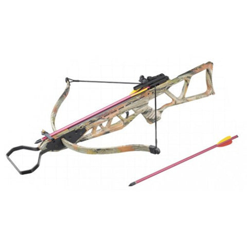 120LBS Recurve Crossbow Camouflage