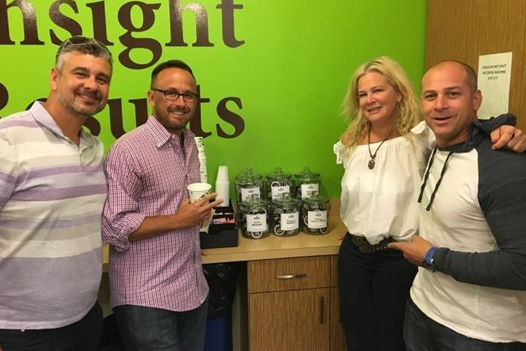 Converge Direct going Green - Sheds 12,000 Plastic K-Cups a year from its office with Tayst Coffee