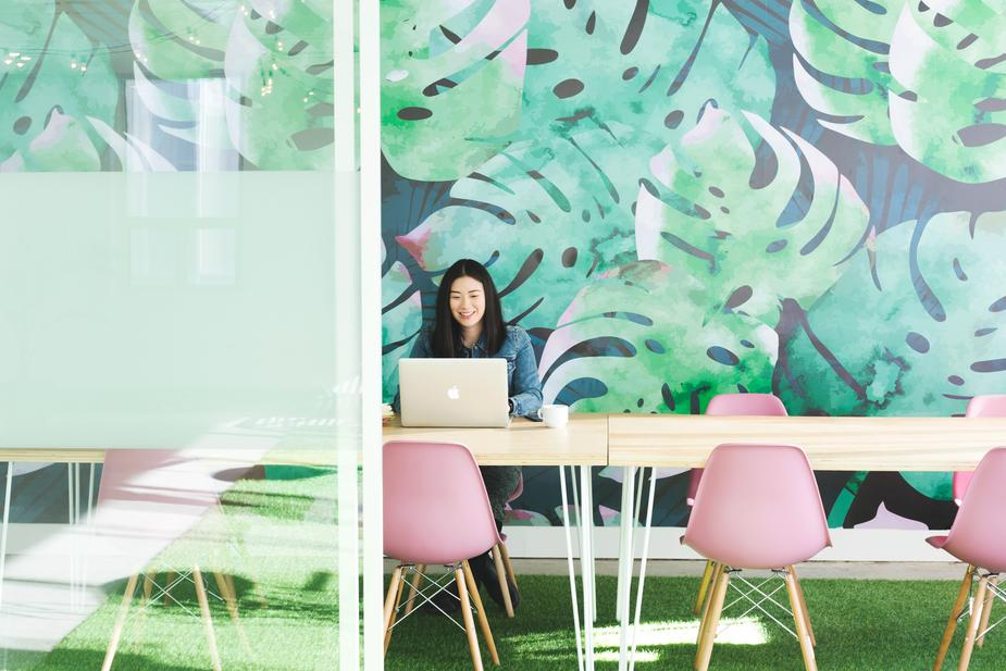 "How To Make Your Office ""Green"" For Dummies"
