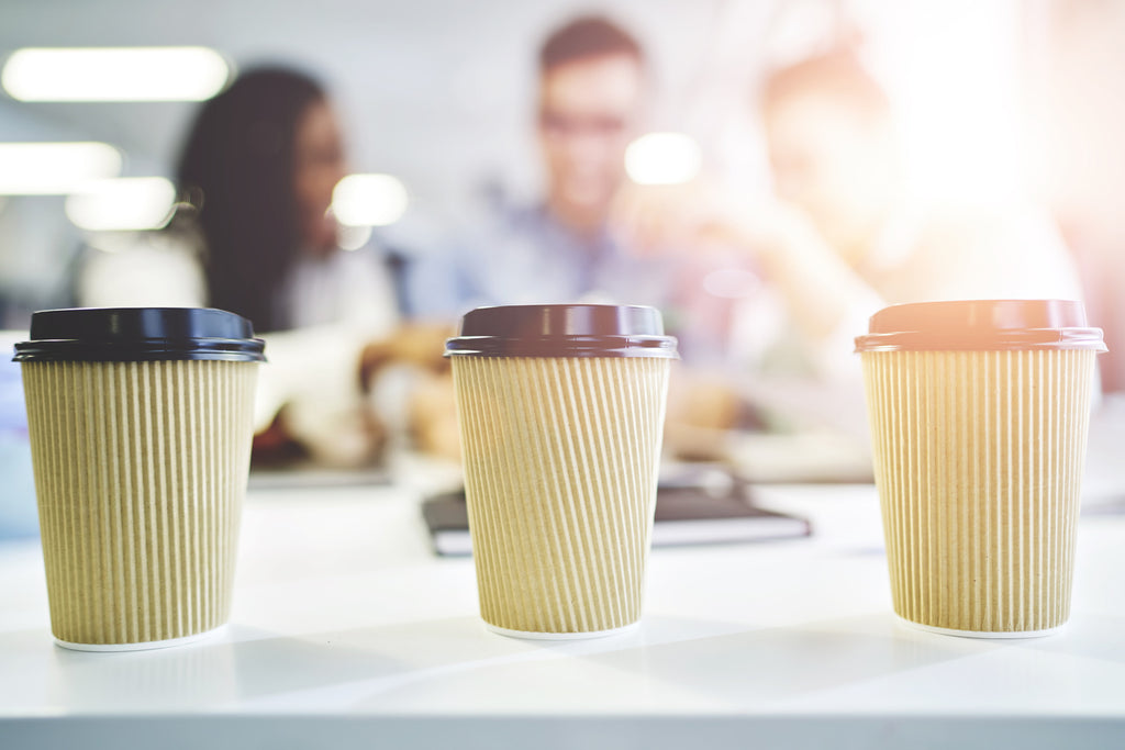 Workplace Coffee Culture: A Boost in Productivity You Can Tayst