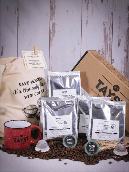 $50 Mixed Coffee Pods Gift
