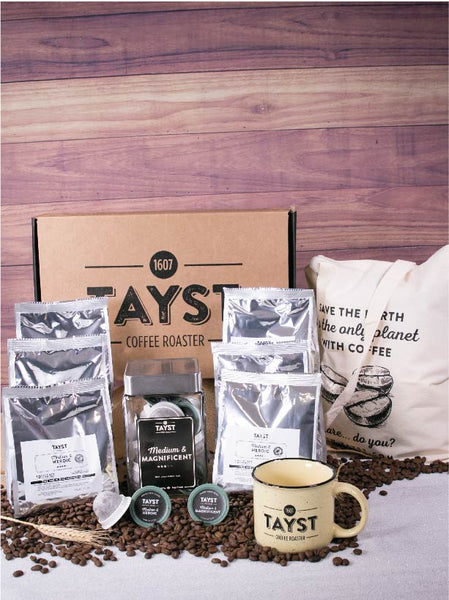 $75 Medium Coffee Pods Gift