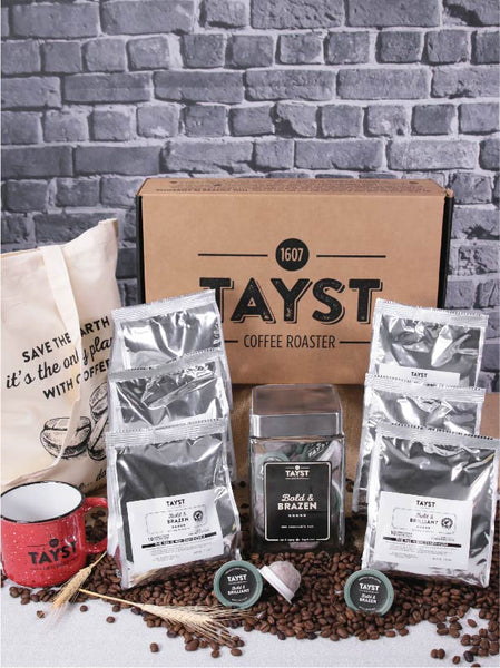 $75 Bold Coffee Pods Gift