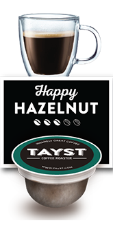 Happy Hazelnut