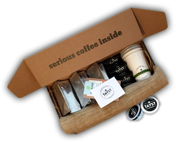 Coffee Sampler Box