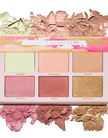 SO CHEEK – HIGHLIGHT AND BLUSH PALETTE