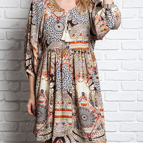 The Boho Babe Dress
