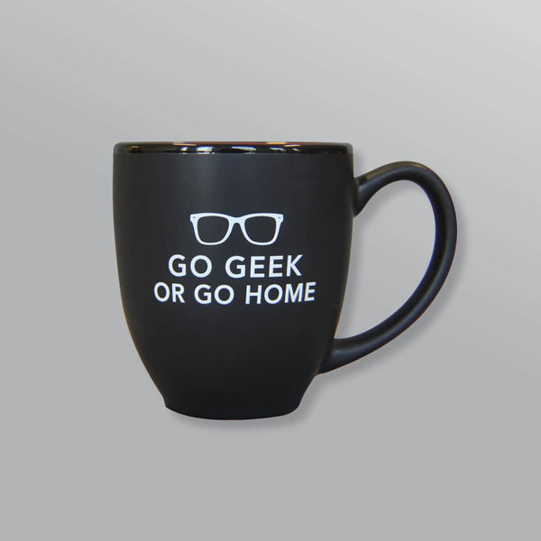 14oz Ceramic Geek Coffee Mug