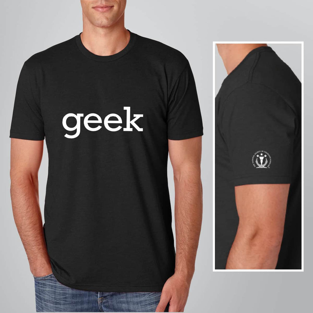 Official Geek Tee (Unisex)