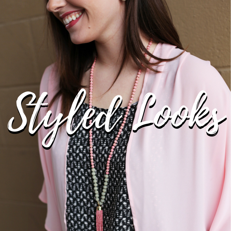 Styled Looks | Mother's Day