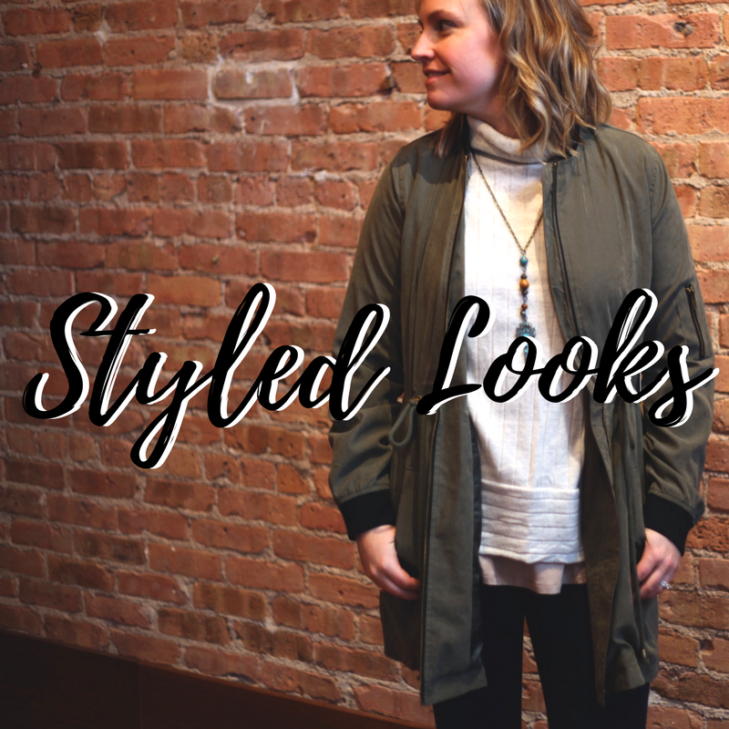 Styled Looks with a Bomber Jacket