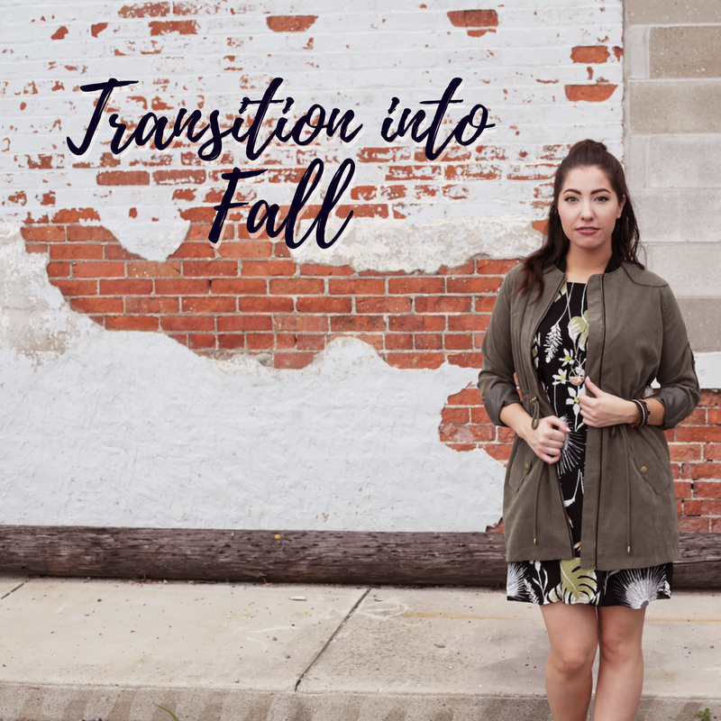 Transition into Fall