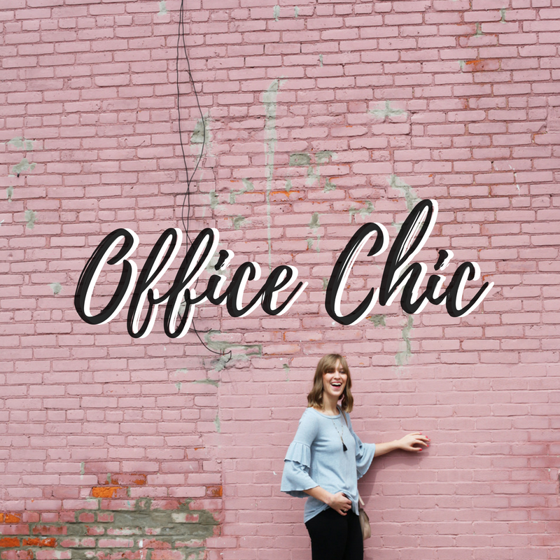 Office Chic Look