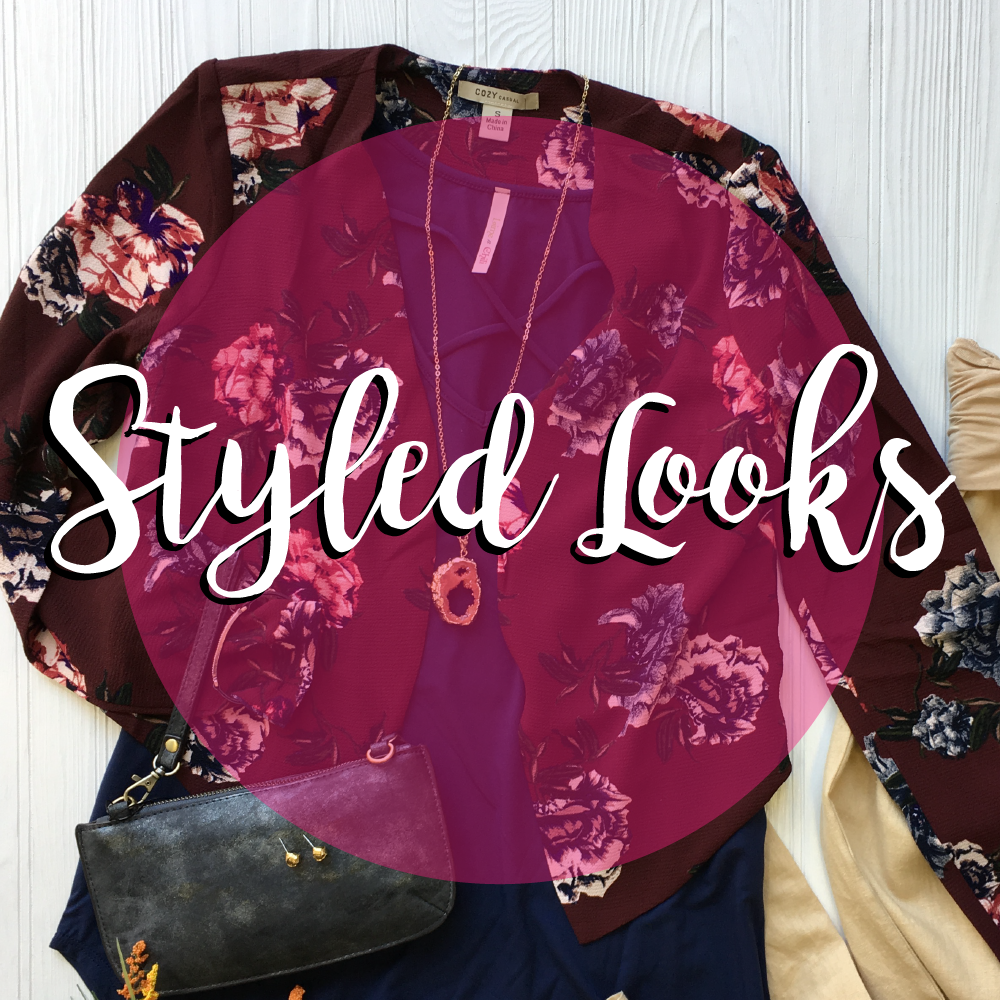 Styled Looks with Flora Blazer
