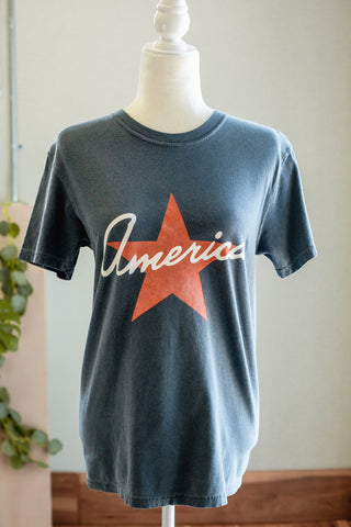 Star Graphic Tee