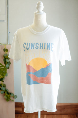 Sunshine Graphic Tee