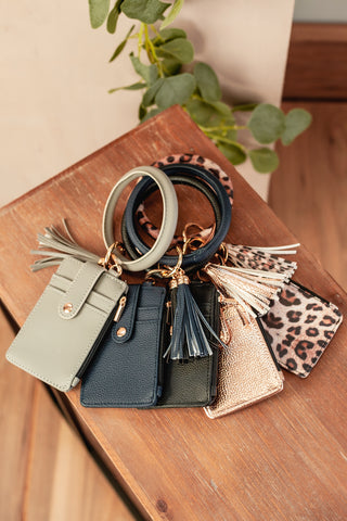 Coin Wallet & Key Ring