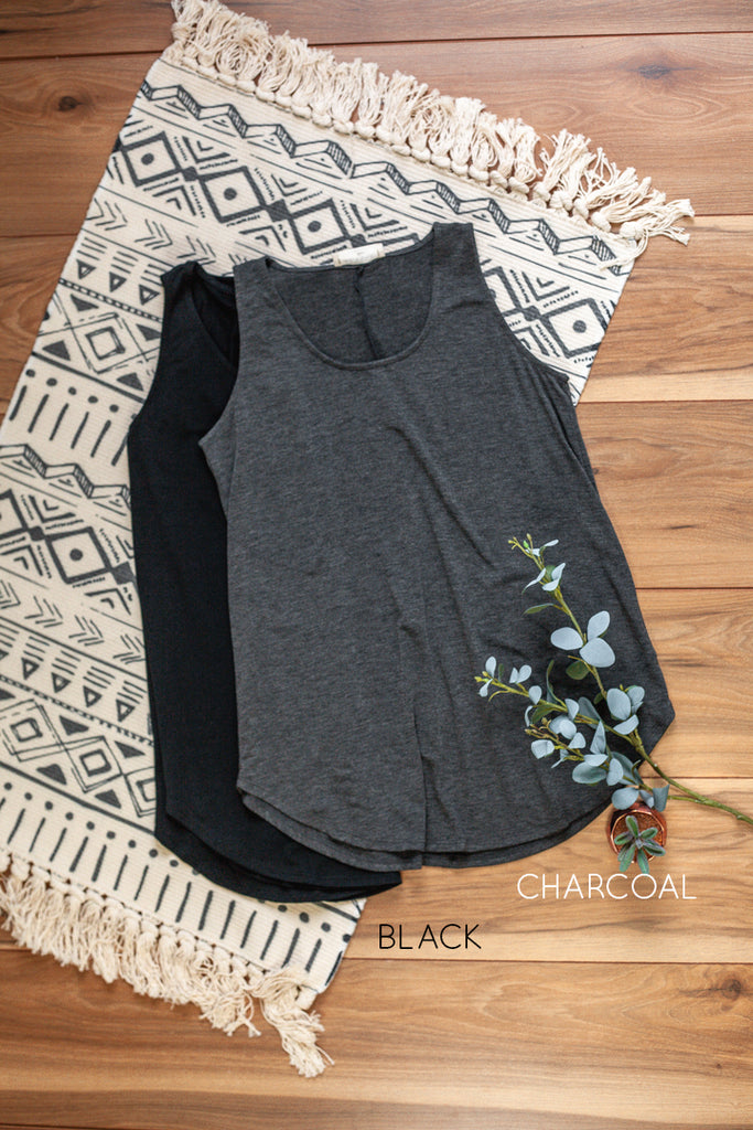 PLUS Relaxed Fit Tank