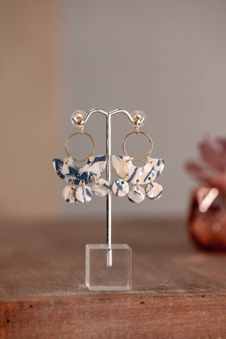 Tier Clay Earrings