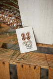 Set of 3 Earrings