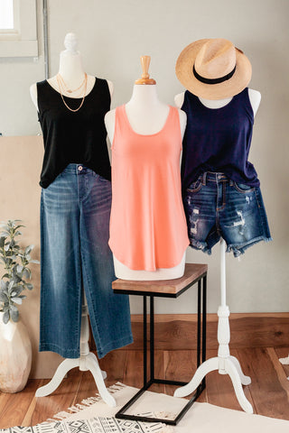Relaxed Fit Tank