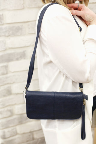 Mia Pocket Crossbody