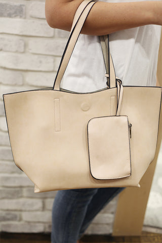 Carly Reversible Tote