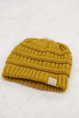 Girls Lined C.C. Hat
