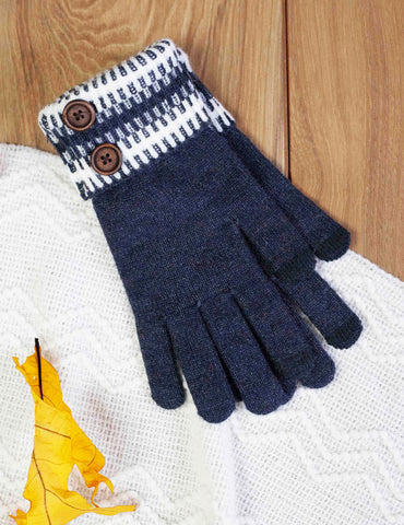 Highline Knit Gloves