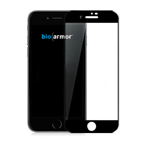 BioArmor Antimicrobial full coverage Screen Protector - iPhone SE