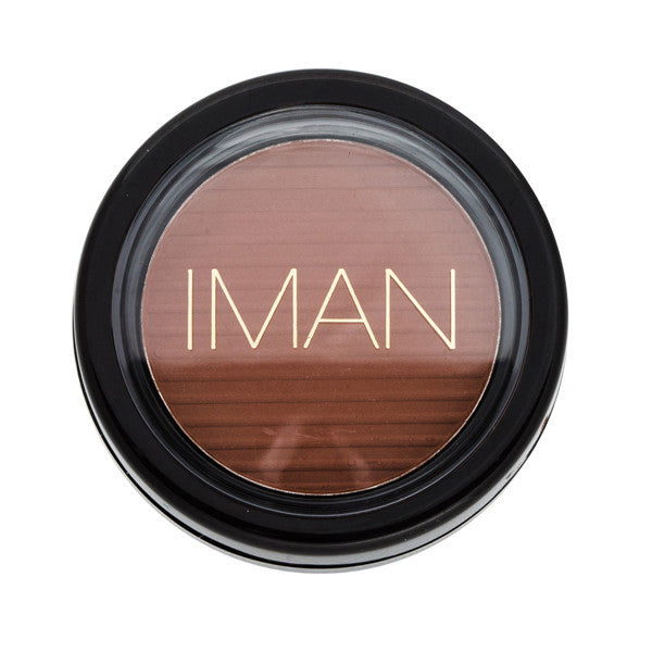 IMAN COSMETICS Blush Powder Sable