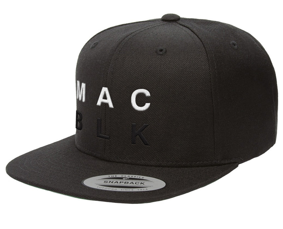 MAC BLK HAT