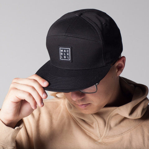 7 Panel MBL Logo hat