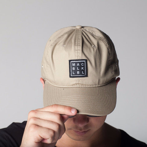 MAC BLK Dad Hat