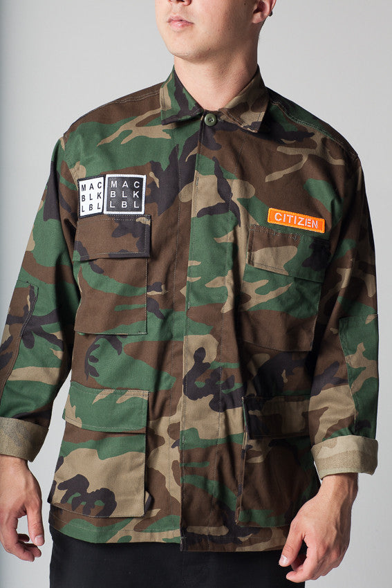 Citizen Camo Jacket