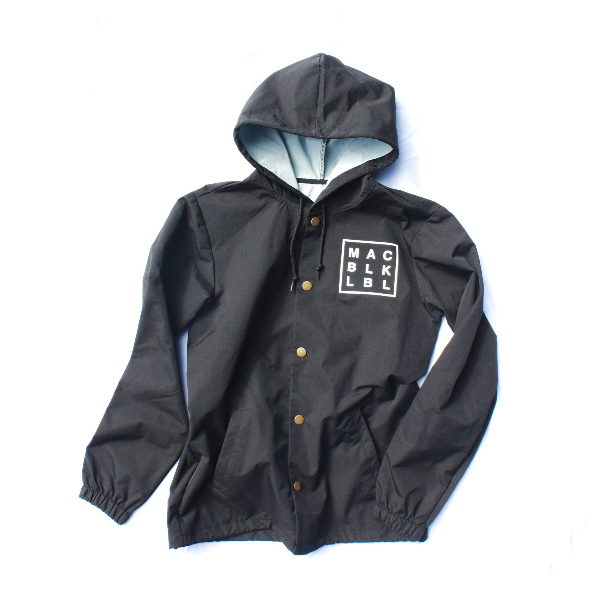 MAC BLK Rain Jacket