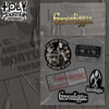 GRAVEDIGGAZ STICKER PACK
